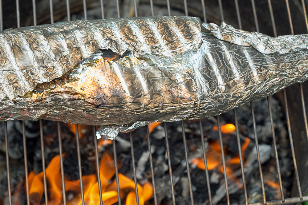 Foil Wrapped Fish Recipe
